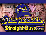 Featured Site:  Desperate Straight Guys