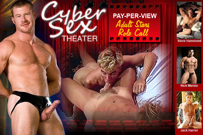 Click Here to Visit Cyber Sex Theater!