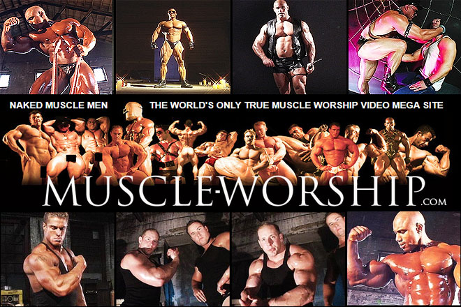 Click Here Muscle Worship