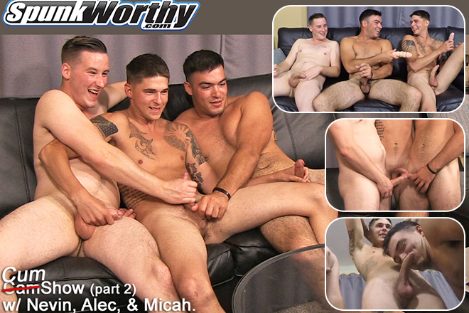 Click Here to Visit Spunk Worthy!