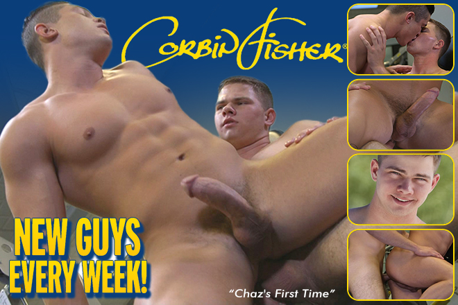 Click Here To Visit Corbin Fisher's American College Men!